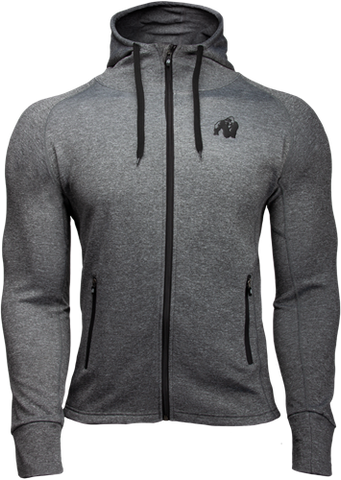 Gorilla Wear Bridgeport Hoodie Dark Grey