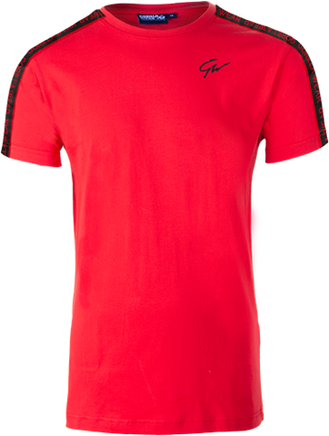 Gorilla Wear Chester Tee Red