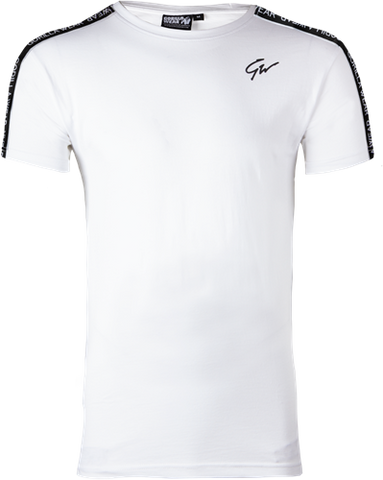 Gorilla Wear Chester Tee White