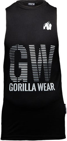 Gorilla Wear Dakota Tank Black