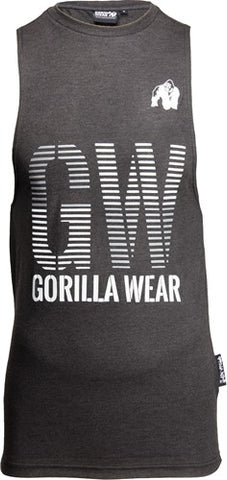 Gorilla Wear Dakota Tank Grey