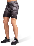 Gorilla Wear Franklin Shorts Black Camo