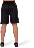 Gorilla Wear Functional Mesh Shorts Black / White