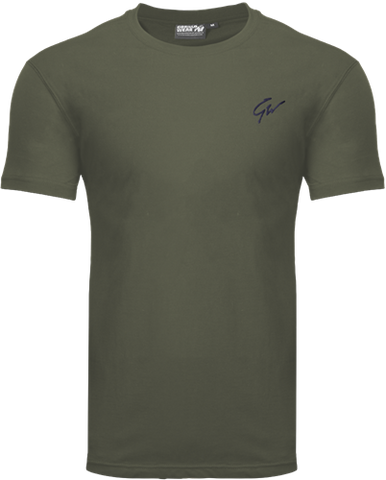 Gorilla Wear Johnson Tee Army Green