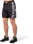 Gorilla Wear Kensington MMA Fight Shorts Army Green Camo