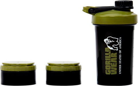 Gorilla Wear Shaker 2 Go Army Green