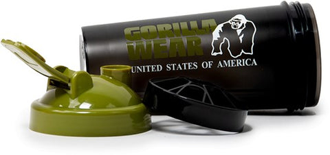 Gorilla Wear Shaker XXL Green
