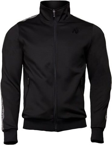 Gorilla Wear Wellington Track Jacket Black
