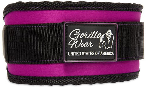 Gorilla Wear Ladies Lifting Belt