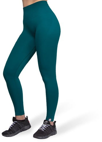 Yava Seamless Leggings Green