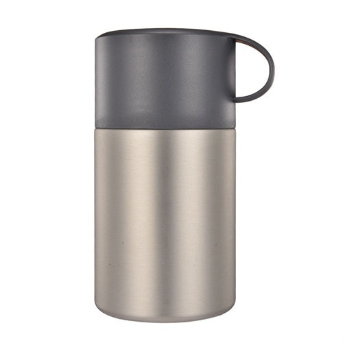 Soup thermos With folding Spoon