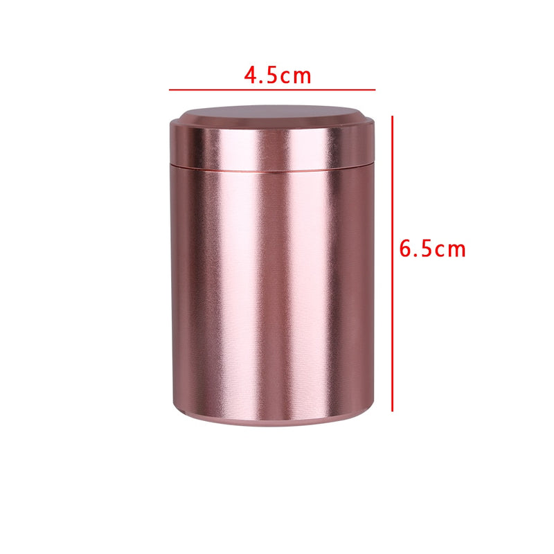 NEW Portable Metal Aluminirtight Smell Proof