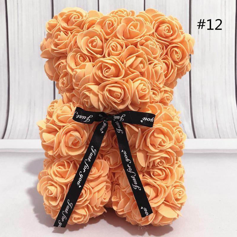 Best Valentines Gift Of 2020 - The Rose Bear - ecobuybuy