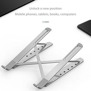 (50% Off &FREE shipping)Foldable Laptop Stand