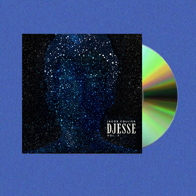Djesse Vol. 3 CD
