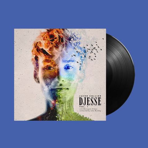 Djesse Vol. 1 LP