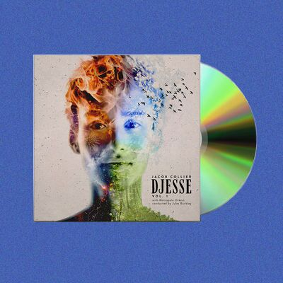 Djesse Vol. 1 CD