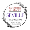 Barrister & Mann Seville Tallow Shaving Soap Label