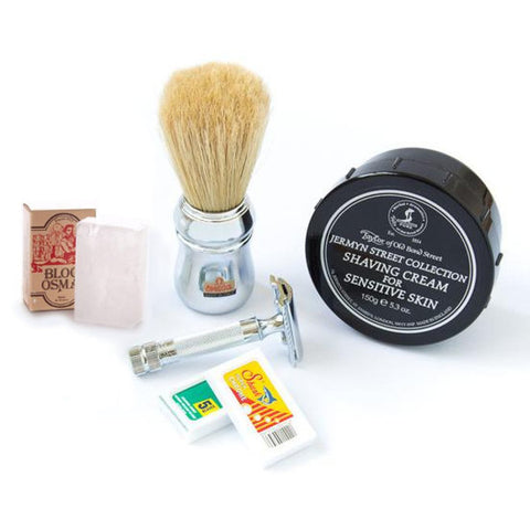 Pro Safety Razor Kit