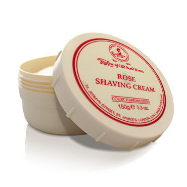 Taylor of Old Bond Street Rose Shaving Cream