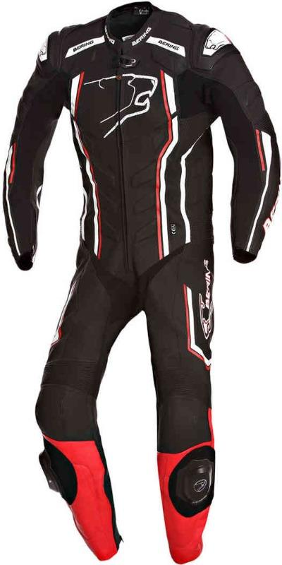 Men Bering Supra-R One Piece Leather Suit