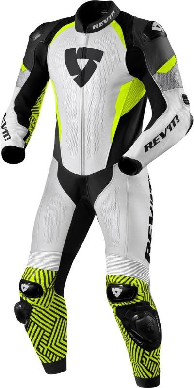 Revit Triton One Piece Motorcycle Leather Suit