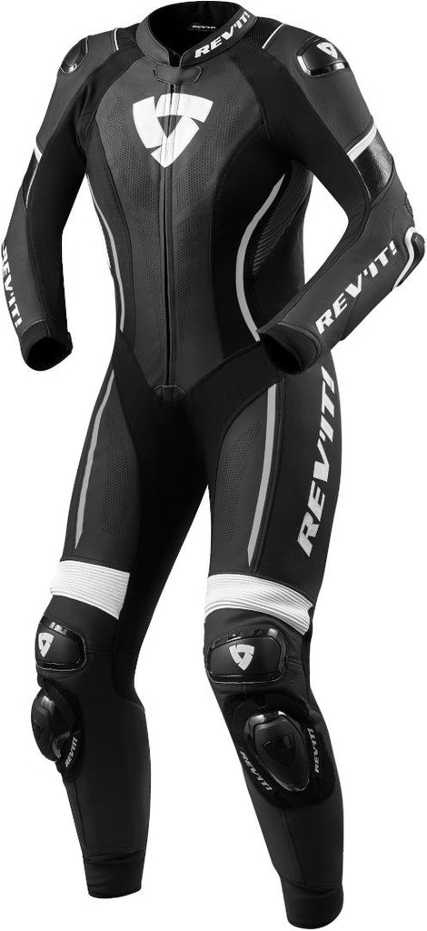 Revit Xena 3 One Piece Ladies Motorcycle Leather Suit
