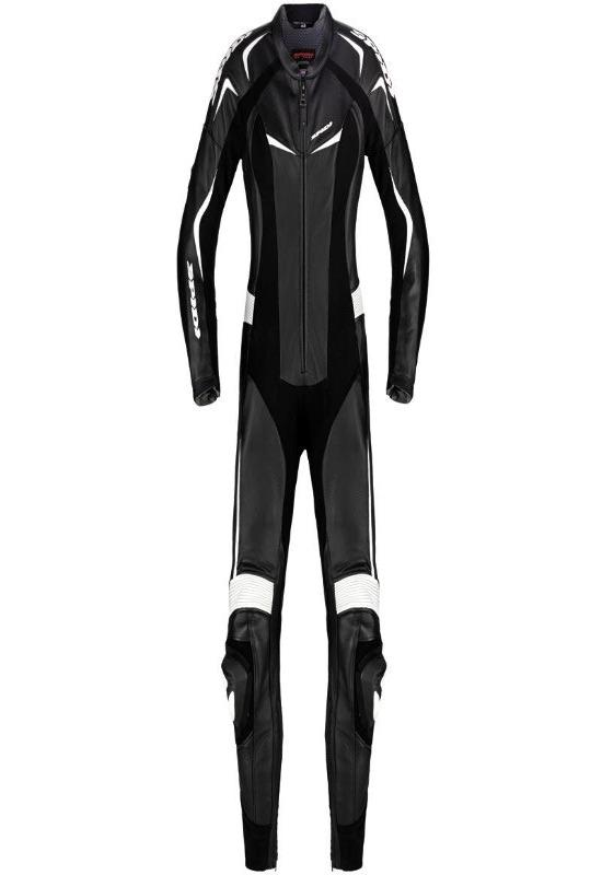 Spidi Track Wind Pro Ladies One Piece Motorcycle Leather Suit