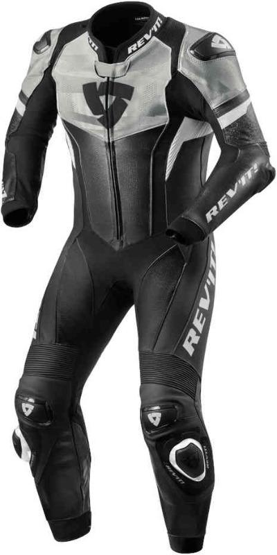 Men Revit Hyperspeed One Piece Motorcycle Leather Suit