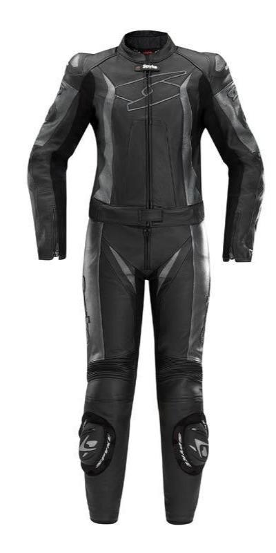 Spyke Command two piece ladies leather suit