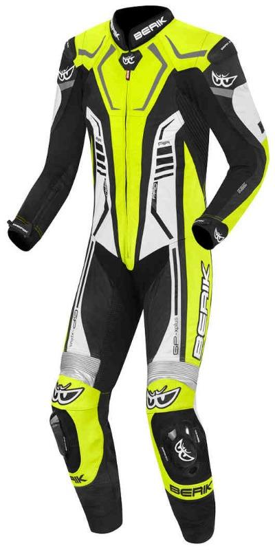 Men Berik Motegi kangaroo - One Piece Leather Suit
