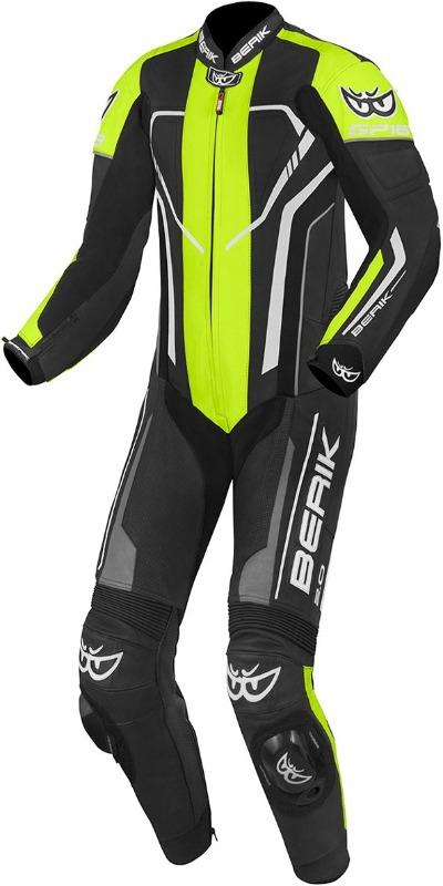Men Ixon Pulsar One Piece Leather Suit