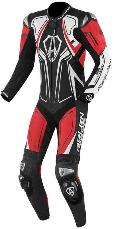 Men Bering Ultimate-R One Piece Motorcycle Leather Suit