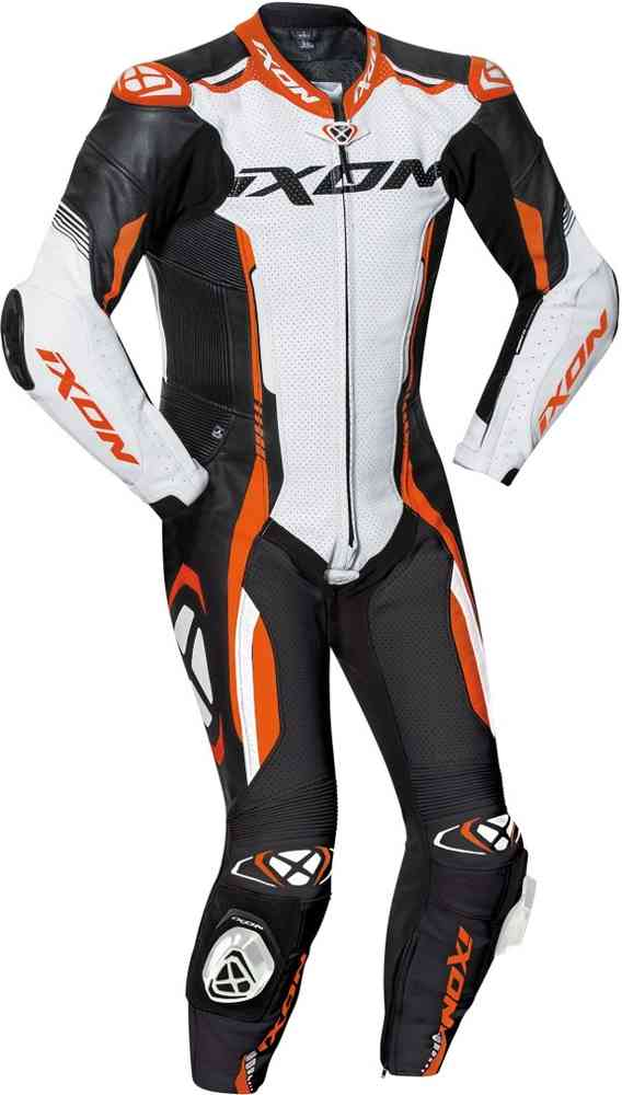 Men Ixon Vortex 2 One Piece Motorcycle Leather Suit