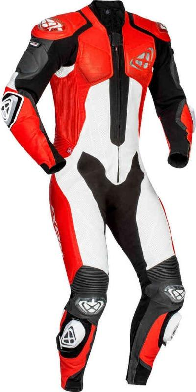 Men Ixon Vendetta One Piece Motorcycle Leather Suit
