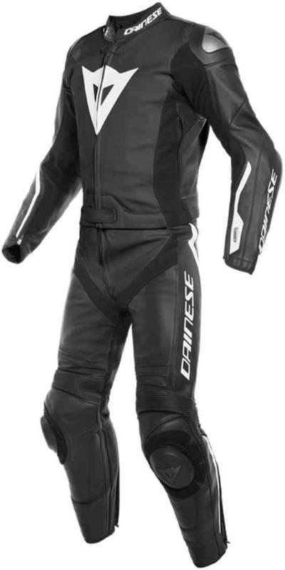 Men Dainese Avro D-Air® Airbag Two Piece Motorcycle Leather Suit