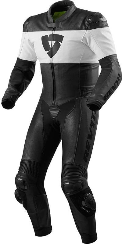Men Revit Nova One Piece Leather Suit