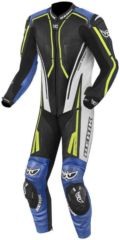 Berik Adria-X One Piece Motorcycle Leather Suit Men