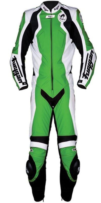 Men Spidi Replica Piloti Wind Pro One Piece Motorcycle Leather Suit Long