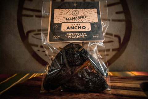 Chile Ancho 80gr