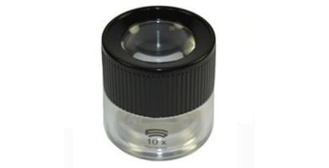 Scale Loupe For Focus Centering Cutting Head