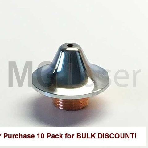 F/o Mushroom Chrome Double Nozzle 1.4Mm Cutting Head