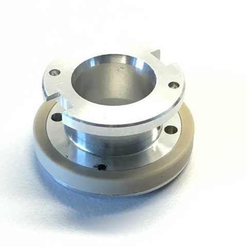 Adaptor For Automatic Nozzle Exchanger Cutting Head