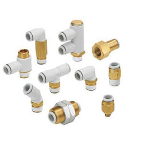Push Pull Cap 6Mm Fitting