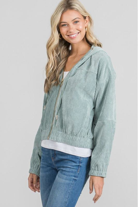 Night Out Bomber Jacket