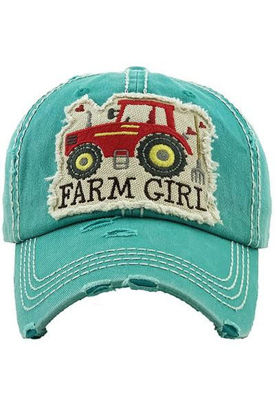 Farm Girl Hat
