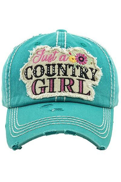 Just a Country Girl Hat