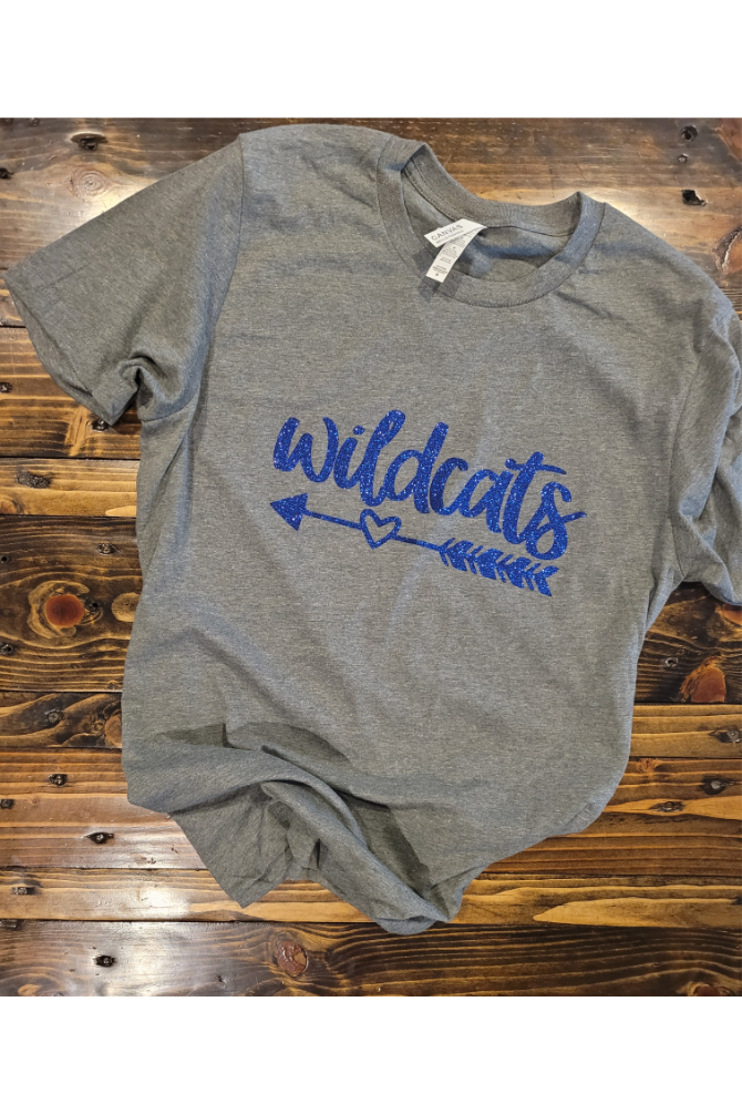 Wildcat arrow tee