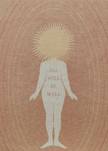 Postkarte – All will be well