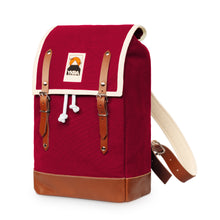 Lade das Bild in den Galerie-Viewer, Matra Mini LS - Rucksack in bordeaux